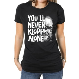 You ll never Klopp alone