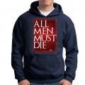 All men must die