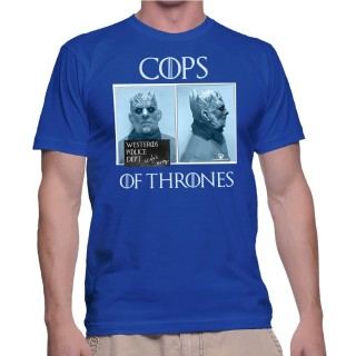 Cops of thrones